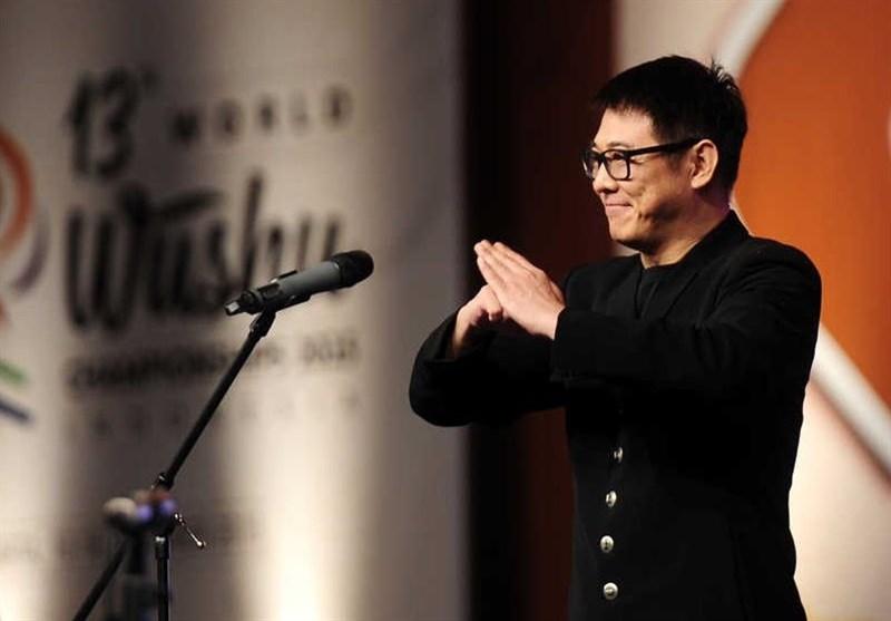 حضور جت لی در مسابقات ووشوی قهرمانی جهان