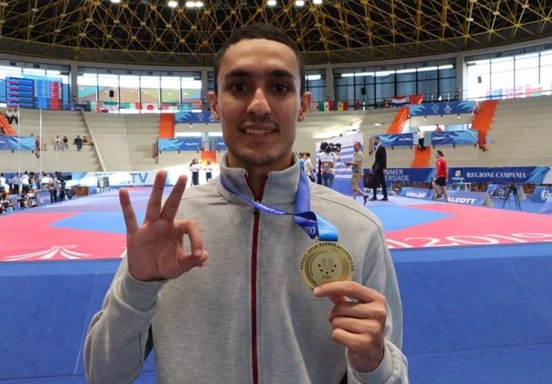 آرمین هادیپور نامزد بهترین ورزشکار مرد فدراسیون جهانی ورزشهای دانشگاهی شد