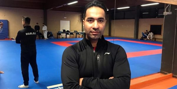 حسین روحانی سرمربی تیم ملی کاراته روسیه شد