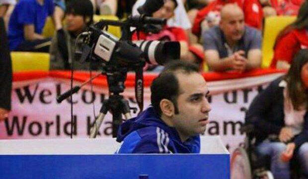 حسن روحانی جایگزین برادرش در تیم ملی کاراته شد