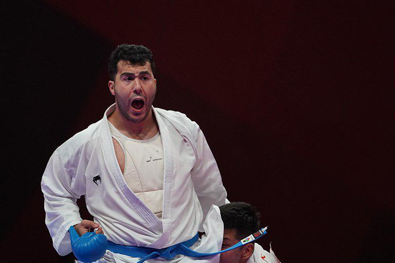 شروع طوفانی کاراته کا در آغاز سال جدید/ ۵ طلا برای ملی پوشان ایران