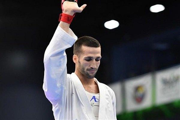 انتخاب مبارزه مهدیزاده به عنوان یکی از بهترین مسابقات 10 سال اخیر کاراته جهان