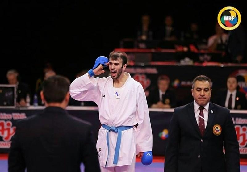 وزیر ورزش در تماس با کاراتهکا المپیکی: دغدغه ای نداشته باشید