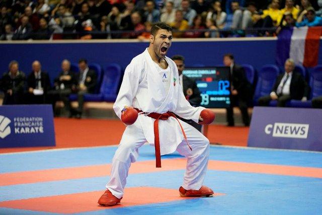 رنکینگ المپیکی کاراته کاها اعلام شد؛کسب ۴ سهمیه و ایستادن ۴ ایرانی در صدر رنکینگ