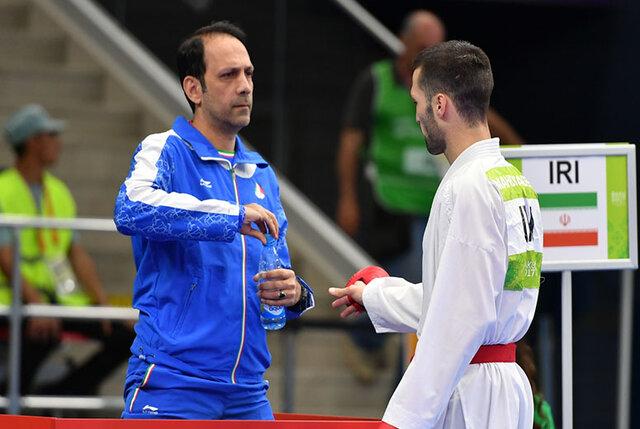 هروی: نداشتن پورشیب یا گنجزاده در المپیک بزرگترین درد کاراته ایران است