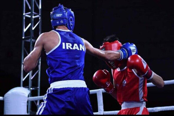 مسابقات بوکس گزینشی المپیک به تعویق افتاد