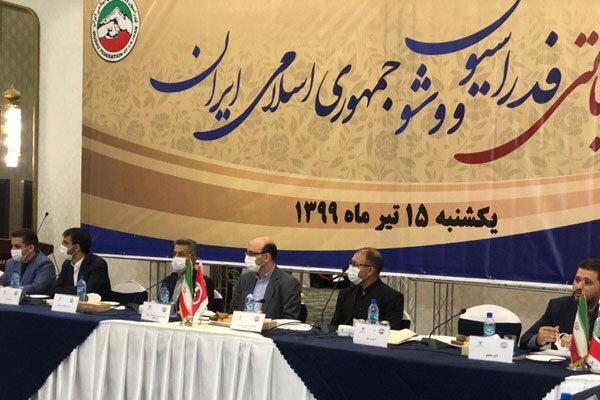 هدیه کمیته ملی المپیک به علی نژاد/ تقدیر از ۱۳ سال حضور در ووشو