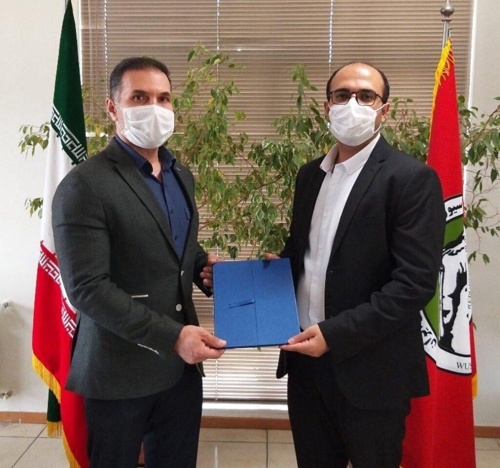 حسین اوجاقی سرپرست نایب رئیسی فدراسیون ووشو شد
