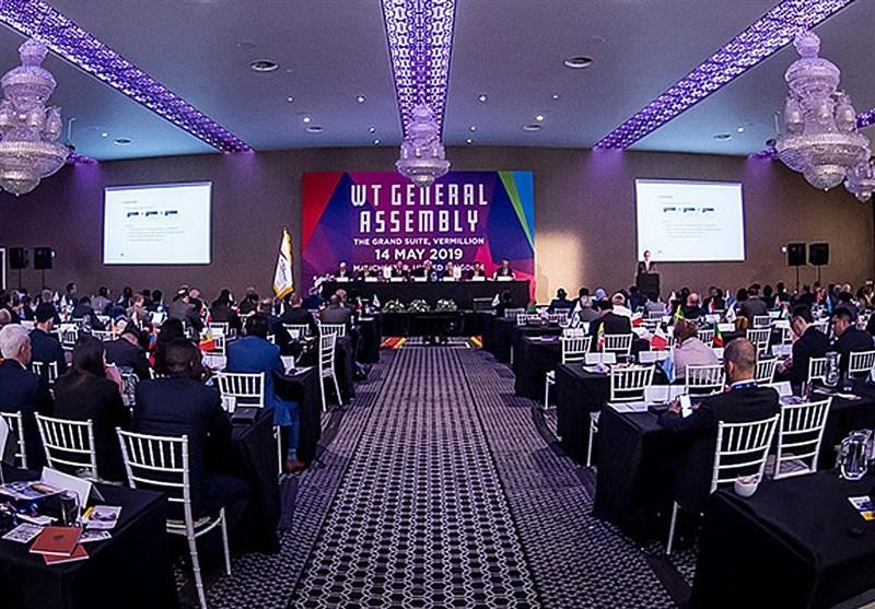 مجمع عمومی فدراسیون جهانی تکواندو، آنلاین برگزار می شود