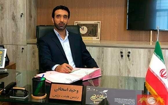 اسحاقی: اجازه نمی دهیم سودجویان از قانونی شدن فعالیت هنرهای رزمی ترکیبی (MMA) در ایران، سواستفاده کنند