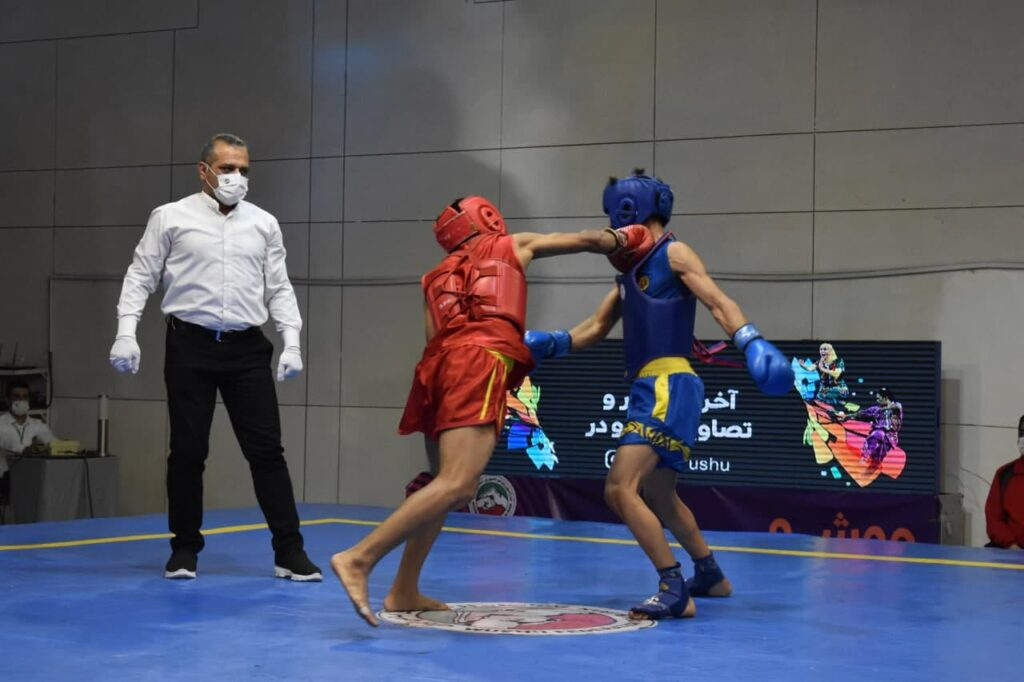 دانشگاه آزاد فاتح رقابتهای لیگ برتر ووشو