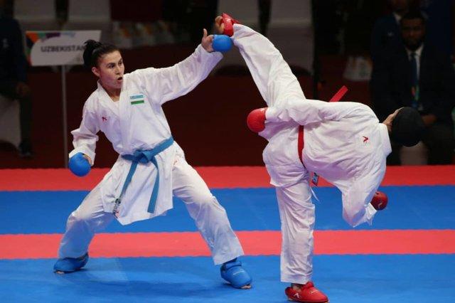 ترکیب تیم ملی کاراته بانوان در رقابت های قهرمانی جهان مشخص شد