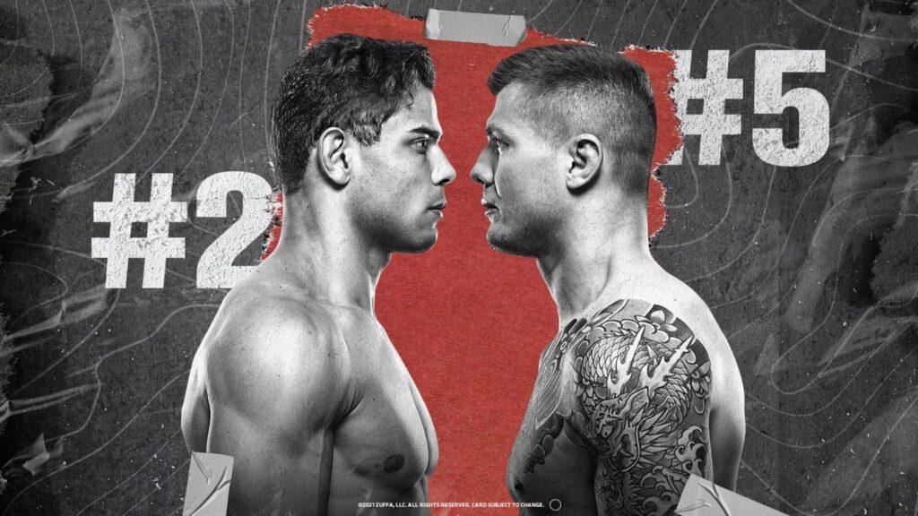 رویداد بعدی یو اف سی – UFC Fight Night 196