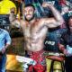 علی اکبری بلاخره مسابقات MMA را با پیروزی شروع کرد + فیلم